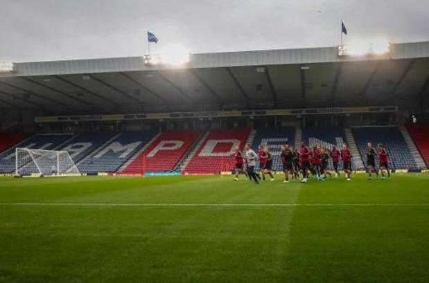 Glasgow restera ville hôte de l'Euro l'an prochain