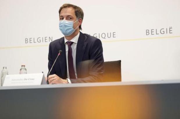 Une quarantaine de 10 jours pour les Belges de retour d'une zone à variants préoccupants