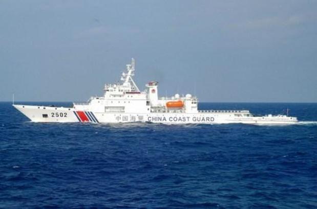 Protestation japonaise à propos d'incursions de navires chinois près d'îlots disputés