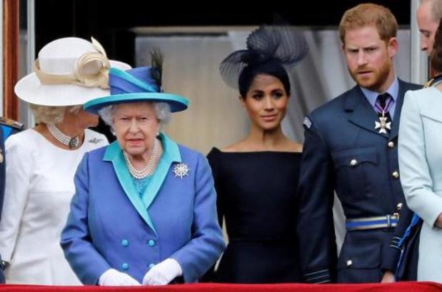 Megxit - Harry en Meghan doen afstand van koninklijke titel en krijgen geen dotatie meer