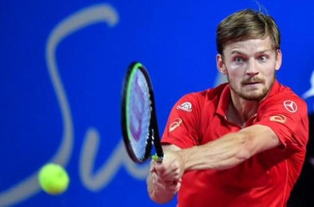 ATP Montpellier - David Goffin a servi pour le match mais a été battu par Vasek Pospisil