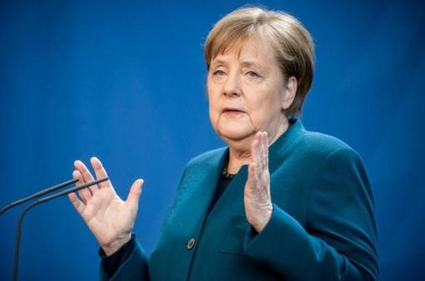 Coronavirus - Allemagne: Merkel, en contact avec un médecin testé positif, se met en quarantaine