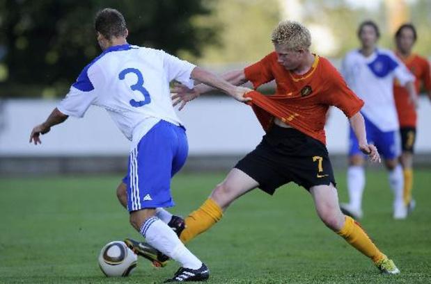 La Belgique n'a plus battu la Finlande depuis 1968, soit sept matches de rang