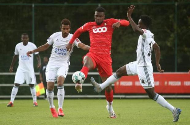 Jupiler Pro League: Standard verliest oefenpot tegen OH Leuven