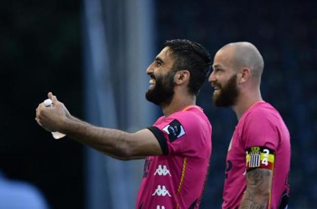 Jupiler Pro League - Sporting Charleroi behoudt maximum