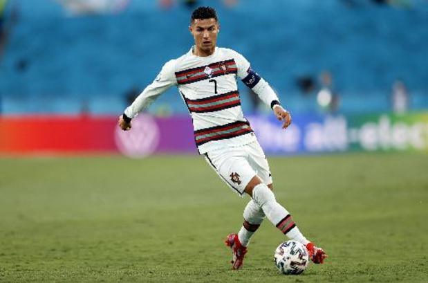 Euro 2020 - Cristiano Ronaldo meilleur buteur de l'Euro