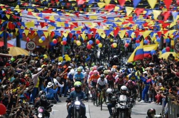 Le Tour de Colombie 2021 annulé