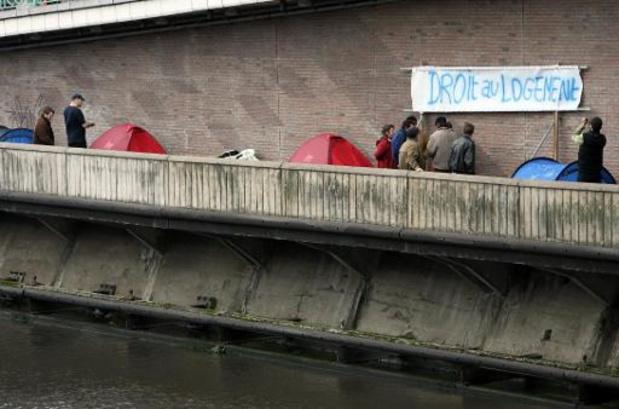 Trois bâtiments de la ville de Charleroi réquisitionnés pour les sans-abri carolos
