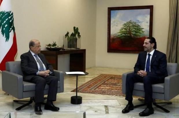 Levenslang voor moordenaar Libanese premier Hariri