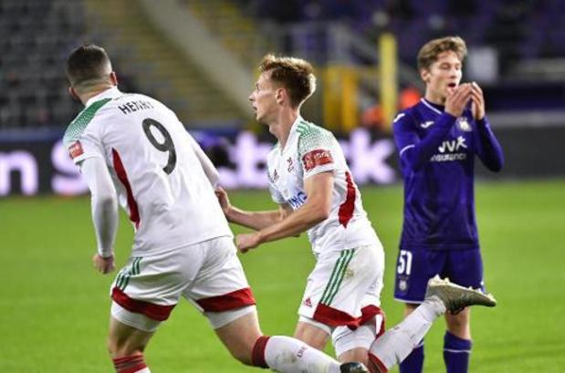 Jupiler Pro League - Anderlecht geeft 2-0 voorsprong weg tegen OHL en speelt gelijk