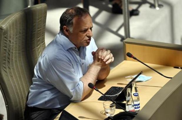 Une enquête ouverte par le parquet du Limbourg après les menaces visant Marc Van Ranst