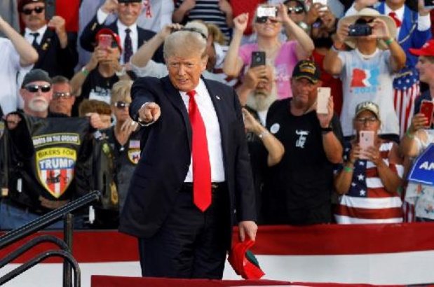 """""""Bedrijf Trump wordt aangeklaagd voor belastingmisdrijven'"""