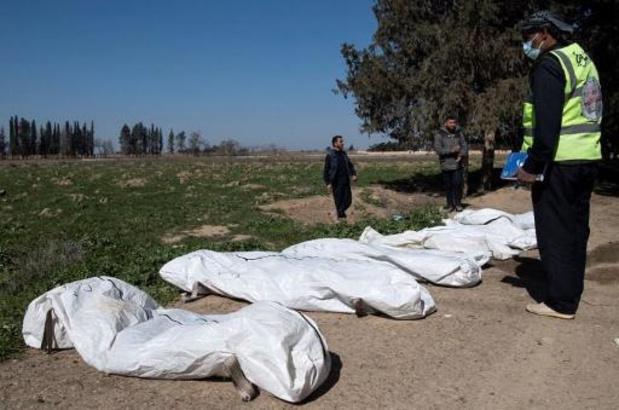 Achttien Europese landen beloven harde strijd tegen straffeloosheid in Syrië