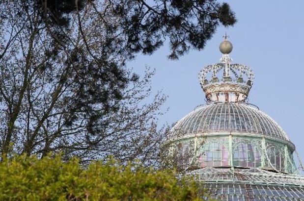 Le Domaine royal de Laeken se dote d'un système de chauffage plus durable