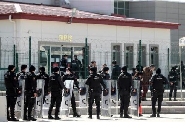 Levenslange celstraf voor 32 Turkse ex-militairen die link hadden met mislukte staatsgreep