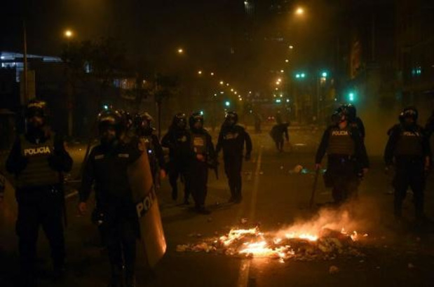 Protesten tegen afzetting president gaan verder in Peru