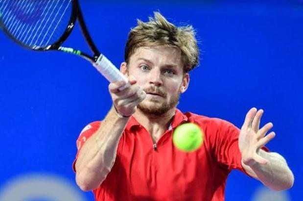 ATP Montpellier - David Goffin grijpt naast finaleplaats na verrassend verlies tegen Pospisil
