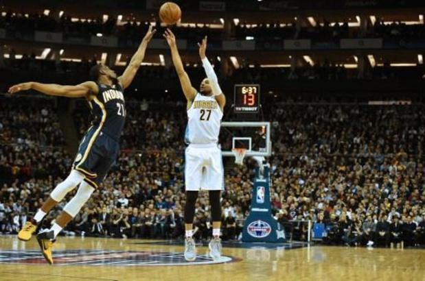 Denver Nuggets maken het opnieuw spannend met zege tegen Lakers