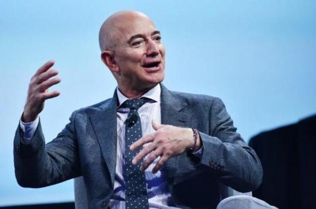 Jeff Bezos, encore plus riche