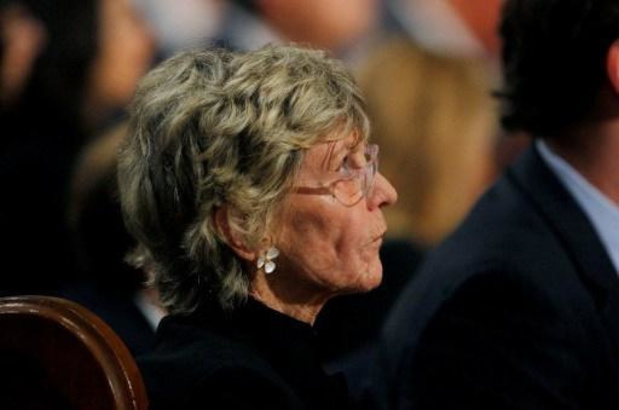 Décès de Jean Kennedy Smith, soeur cadette du président John F.Kennedy