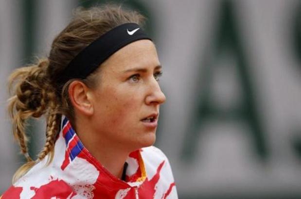 L'hécatombe continue: Azarenka, finaliste de l'US Open, stoppée au 2e tour