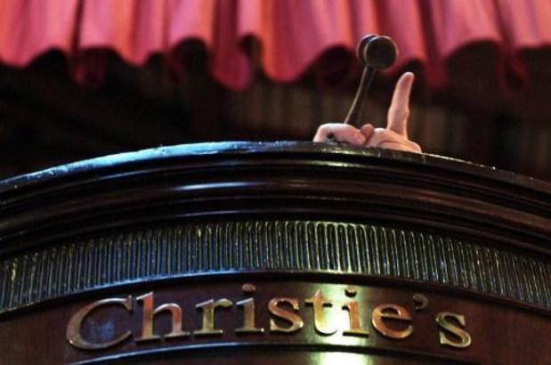 Schilderij van Théo van Rysselberghe wordt bij Christie's in Parijs geveild