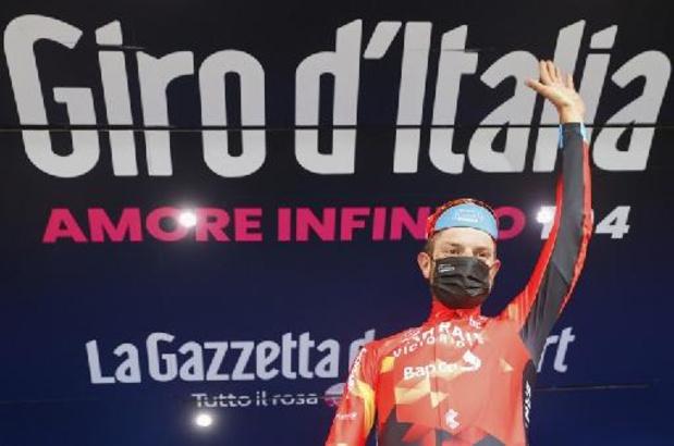 """Giro - Caruso realiseert met ritwinst droom: """"Gelukkigste man op aarde"""""""