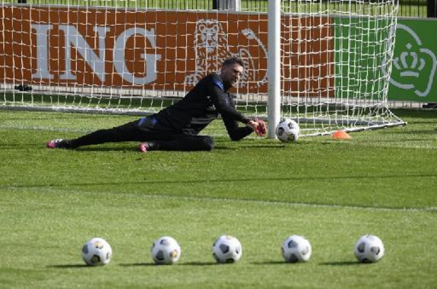 Nederland speelt tegen Oekraïne met Stekelenburg in doel, De Ligt raakt niet fit
