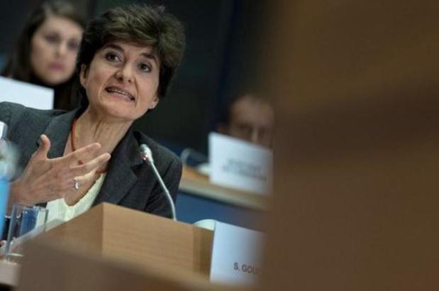Europees Parlement torpedeert Franse kandidaat-Eurocommissaris Sylvie Goulard