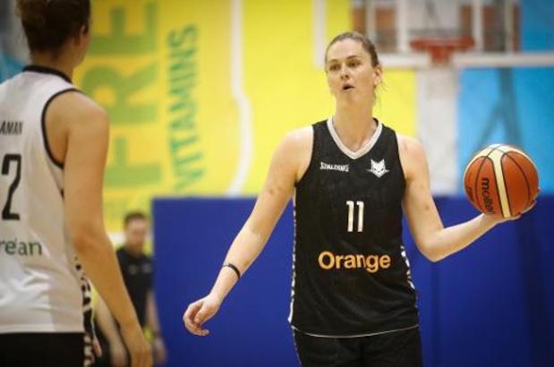 WNBA - Emma Meesseman en Washington één zege verwijderd van titel