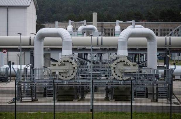 Pijpleiding Nord Stream 2 voor het eerst met aardgas gevuld