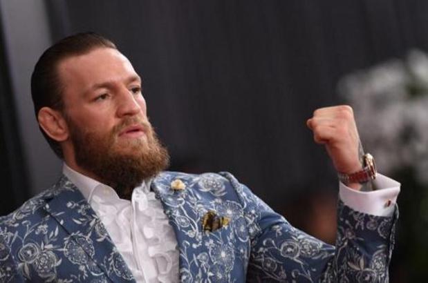 Conor McGregor kondigt voor de derde maal in vier jaar zijn afscheid aan