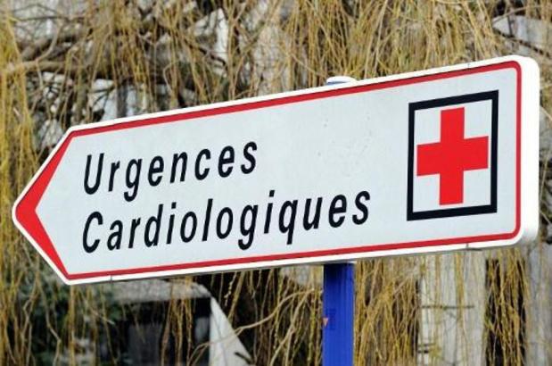 Moins de patients souffrant d'un infarctus à l'hôpital durant le début du confinement