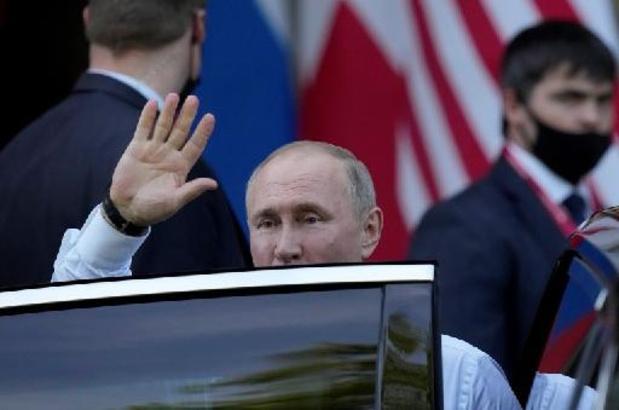 Poutine prêt à poursuivre le dialogue si Washington l'est aussi