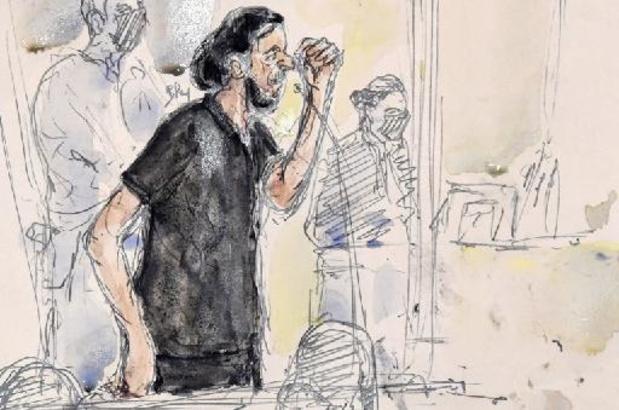 Procès des attentats à Paris : un premier enquêteur à la barre déjà interrompu par Abdeslam
