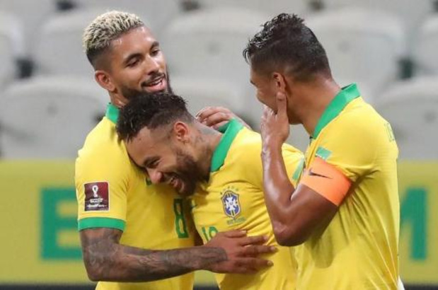 Kwal. WK 2022 - Brazilië smeert Bolivia forfaitscore aan