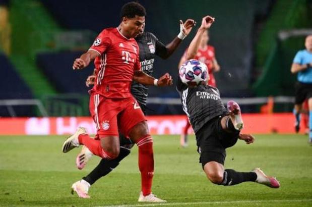 Les Belges à l'étranger - Le Bayern Munich bat Lyon et Jason Denayer (3-0) et rejoint le PSG en finale de la C1