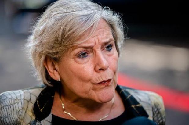 La ministre néerlandaise de la Défense démissionne