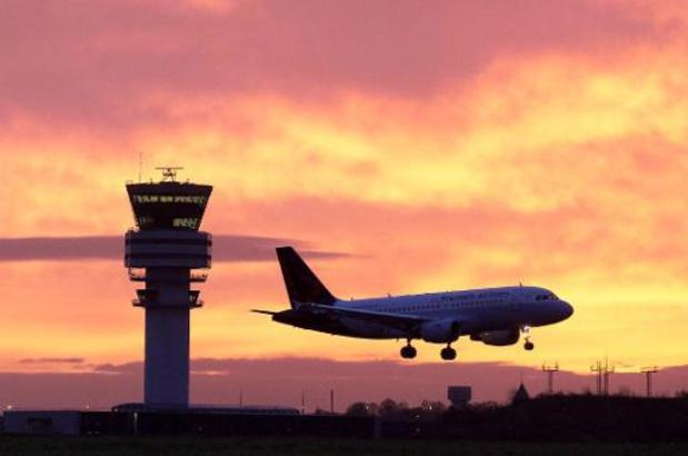 Geluidshinder rond Brussels Airport gehalveerd in 2020