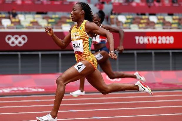 Athlétisme: Ta Lou en trombe, Thompson-Herah et Fraser-Pryce assurent en séries du 100 m
