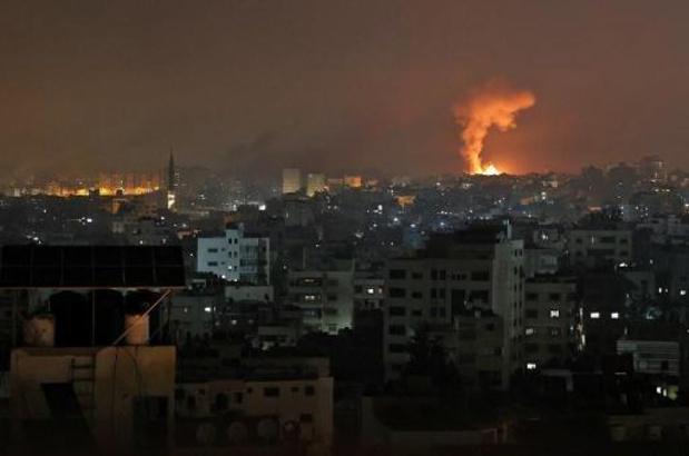 Israël viel tunnelsysteem in Gaza aan