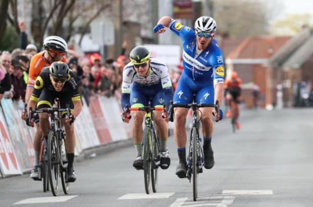 Le Grand Prix Samyn lancera la saison cycliste professionnelle en Wallonie le 3 mars