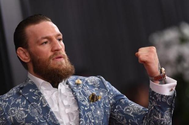 Conor McGregor, sportif le mieux payé au monde en 2020 selon Forbes
