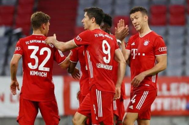 DFB Pokal - Bekerhouder Bayern München vervoegt Leverkusen in de finale
