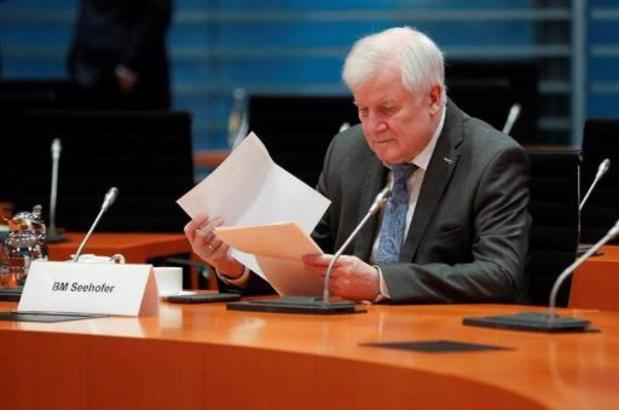 Terrorisme: l'UE unie dans une volonté de renforcer les frontières extérieures