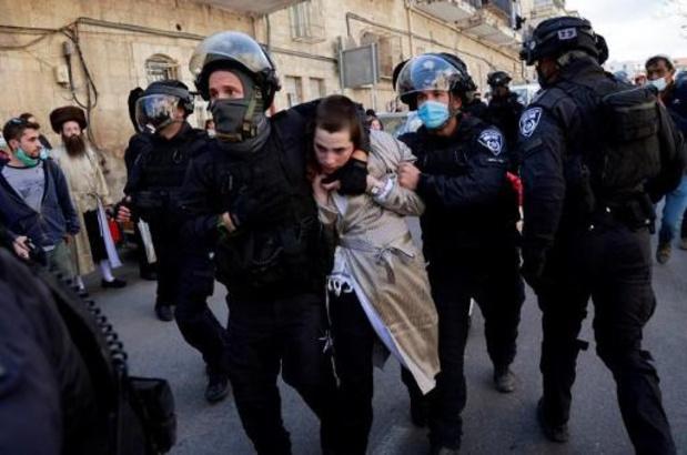 Coronavirus - Israël: des ultra-orthodoxes attaquent des policiers pendant la fête de Pourim