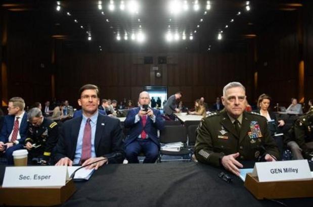 Akkoord VS-taliban - Pentagon minimaliseert aanvallen van taliban in Afghanistan