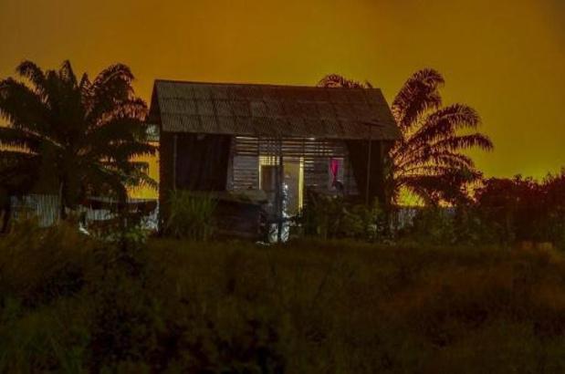 Indonesië wil met artificiële regenval bosbranden vermijden