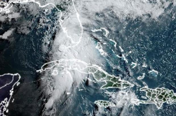 Tropische storm Elsa groeit opnieuw uit tot orkaan