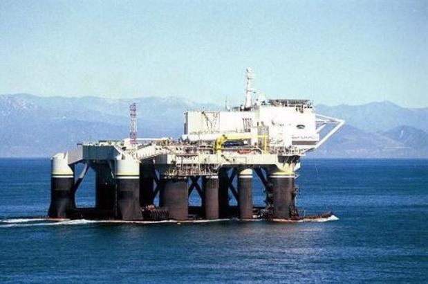 Sea Launch platform in Rusland aangekomen